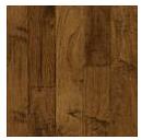 "Bruce - Frontier Hickory Brush Sahara Sand Engineered Hardwood (3/8"" Thick x 5"" Wide)"