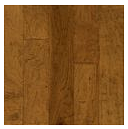 """Bruce - Frontier Hickory Golden Brown Engineered Hardwood (3/8"""" Thick x 5"""" Wide)"""