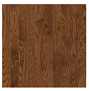 """Bruce - Manchester Red Oak Saddle Prefinished Hardwood (3/4"""" Thick x 2-1/4"""" Wide - High Gloss)"""