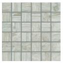 "Faro - 2""x2"" Grand Canyon Grigio Mosaic Tile (11""x11"" Sheet)"
