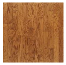 "Bruce - Turlington Butterscotch Oak Engineered Hardwood (3/8"" Thick x 5"" Wide - Medium Gloss)"