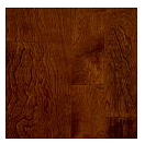 "Bruce - Turlington Signature Glazed Rust Red Yellow Birch Engineered Hardwood (3/8"" Thick x 5"" Wide - Medium Gloss)"