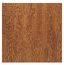 "Bruce - Turlington Gunstock Oak Engineered Hardwood (3/8"" Thick x 3"" Wide - Medium Gloss)"