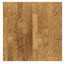 "Bruce - Turlington Harvest Oak Engineered Hardwood (3/8"" Thick x 5"" Wide - Medium Gloss)"