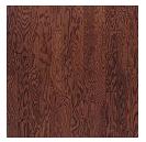 "Bruce - Turlington Lock & Fold Cherry Oak Engineered Hardwood (3/8"" Thick x 3"" Wide - Medium Gloss)"