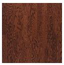 "Bruce - Turlington Lock & Fold Cherry Oak Engineered Hardwood (3/8"" Thick x 5"" Wide - Medium Gloss)"