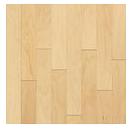 "Bruce - Turlington Lock & Fold Natural Maple Engineered Hardwood (3/8"" Thick x 5"" Wide - Medium Gloss)"