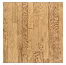 "Bruce - Turlington Lock & Fold Natural Oak Engineered Hardwood (3/8"" Thick x 3"" Wide - Medium Gloss)"