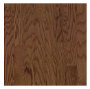 "Bruce - Turlington Lock & Fold Saddle Oak Engineered Hardwood (3/8"" Thick x 5"" Wide - Medium Gloss)"