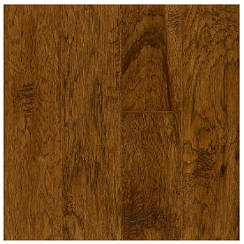 "Armstrong - Rural Living Fall Canyon 1/2"" Thick x 5"" Wide Hickory Engineered Hardwood Flooring w/ Densitek (Low Gloss)"