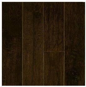 "Hartco - Rural Living Rich Brown 1/2"" Thick x 5"" Wide Maple Engineered Hardwood Flooring w/ Densitek (Low Gloss)"