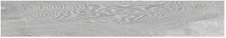 """Happy Floors - 6-1/2""""x40"""" Reserve Silver Tile (Rectified Edges)"""