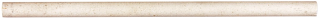 "5/8""x12"" Serene Ivory Polished Mini Pencil 77-408"