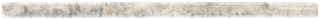 "5/8""x12"" Silver Ash Veincut Contempo Honed Travertine Mini Pencil 77-412"