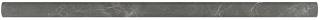 """5/8""""x12"""" Stark Carbon Polished Mini Pencil Molding 77-400"""