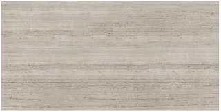 "18""x36"" Strada Mist Veincut Honed Marble Tile 72-708"