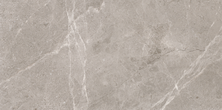 "12""x24"" Ritz Gray Polished Marble Tile 72-423"