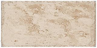 """Happy Floors - 8""""x16"""" Pietra D'Assisi Beige Porcelain Tile"""