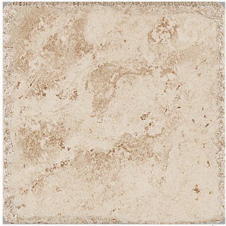 "Happy Floors - 12""x12"" Pietra D'Assisi Beige Porcelain Tile"