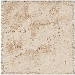 """Happy Floors - 8""""x8"""" Pietra D'Assisi Beige Porcelain Tile"""