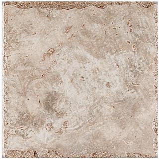 """Happy Floors - 16""""x16"""" Pietra D'Assisi Noce Porcelain Tile"""