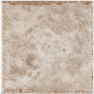 """Happy Floors - 12""""x12"""" Pietra D'Assisi Noce Porcelain Tile"""