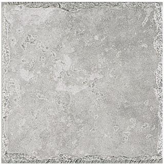 "Happy Floors - 16""x16"" Pietra D'Assisi Grigio Porcelain Tile"
