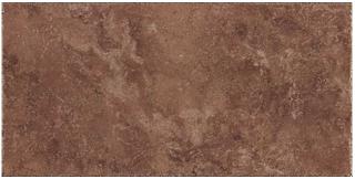 """Happy Floors - 12""""x24"""" Pietra D'Assisi Rosso Porcelain Tile"""