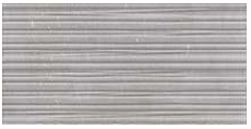 "Acif - 12""x24"" Stonetrace Grey Deco Wall Tile"