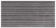 "Acif - 12""x24"" Stonetrace Dark Grey Deco Wall Tile"