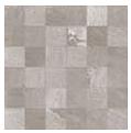 "Acif - 2""x2"" Stonetrace Taupe Mosaic Tile (12""x12"" Sheet)"