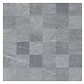 "Acif - 2""x2"" Stonetrace Denim Mosaic Tile (12""x12"" Sheet)"
