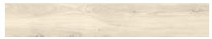 "Castelvetro - 8""x48"" More Bianco Tile (Rectified Edges)"