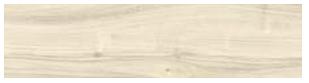 "Castelvetro - 12""x48"" More Bianco Tile (Rectified Edges)"