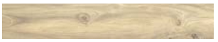 "Castelvetro - 8""x48"" More Miele Tile (Rectified Edges)"