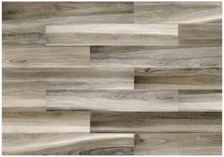 """Anatolia - 8""""x48"""" Amaya Wood Blend Porcelain Tile"""
