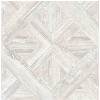 "Florim - 24""x24"" Loft Ivory Basketweave Porcelain Tile (Recitified Edges)"