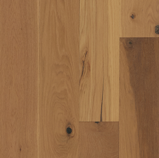 """Hartco - TimberBrushed Gold  1/2"""" thick x 7-1/2"""" wide Urban Effects White Oak Engineered Hardwood Flooring"""