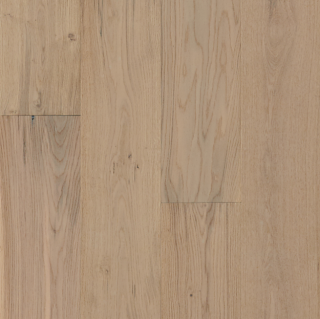 """Hartco - TimberBrushed Gold 1/2"""" thick x 7-1/2"""" wide Beach Day White Oak Engineered Hardwood Flooring"""