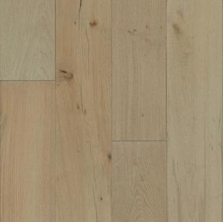"""Hartco - TimberBrushed Gold 1/2"""" thick x 7-1/2"""" wide Coastal Style White Oak Engineered Hardwood Flooring"""
