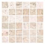 "Serenissima - 2""x2"" Duomo Bianco Mosaic Tile (12""x12"" Sheet)"