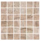 "Serenissima - 2""x2"" Duomo Noce Mosaic Tile (12""x12"" Sheet)"