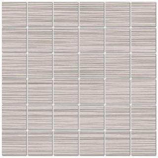 "Mediterranea - 2""x2"" Loom Silk Porcelain Mosaic Tile"