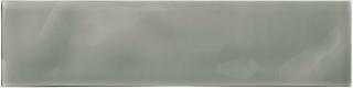 "Anatolia - 3""x12"" Bliss Element Smoke Artisan Glass Tile 38-012"