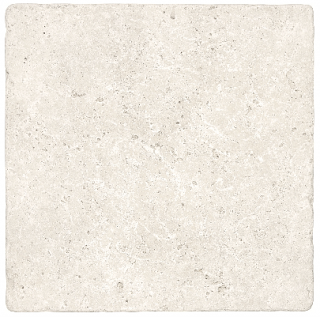 "4""x4"" Ivory Travertine Tumbled Tile 73-001"