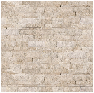 """6""""x24"""" Impero Reale Marble Split Face Wall Panel 72-608"""