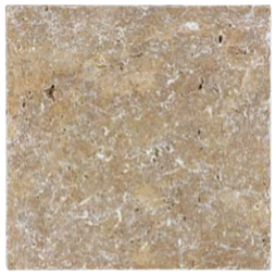 "12""x12"" Noce Tumbled Travertine Tile 73-101"