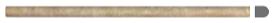"5/8""x12"" Noce Travertine Honed Mini Pencil 77-309"