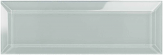 "Anatolia - 3""x9"" Element Cloud Beveled Glass Tile 38-023"