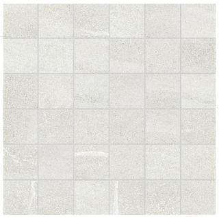 """Anatolia - 2""""x2"""" Crux Ivory Mosaic Tile 63-525"""